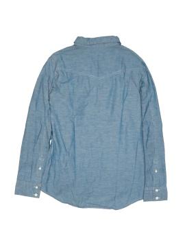 Nike Long Sleeve Button Down Shirt - back