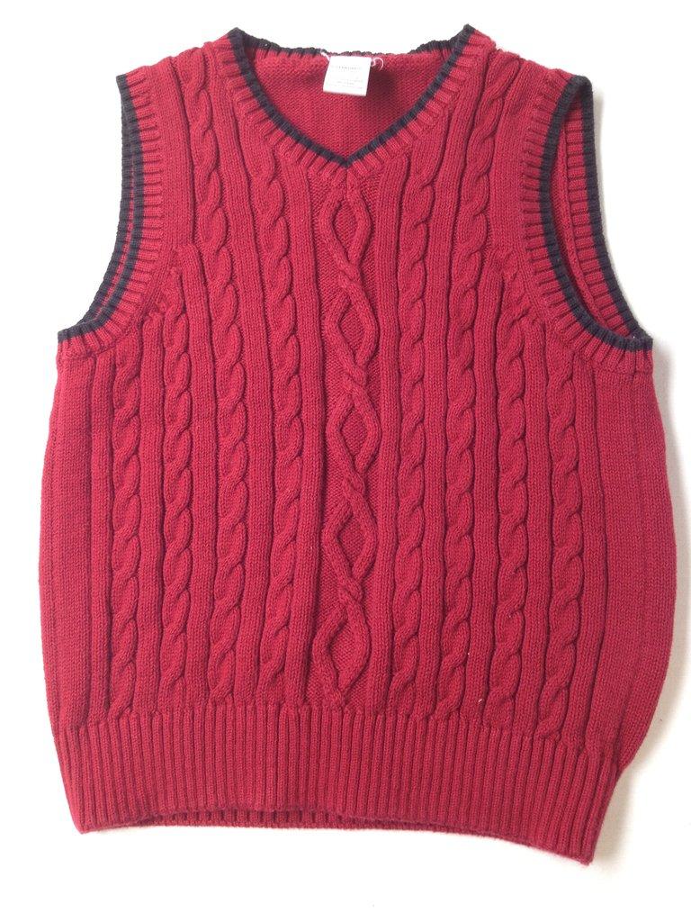 Gymboree Boys Vest Size 7