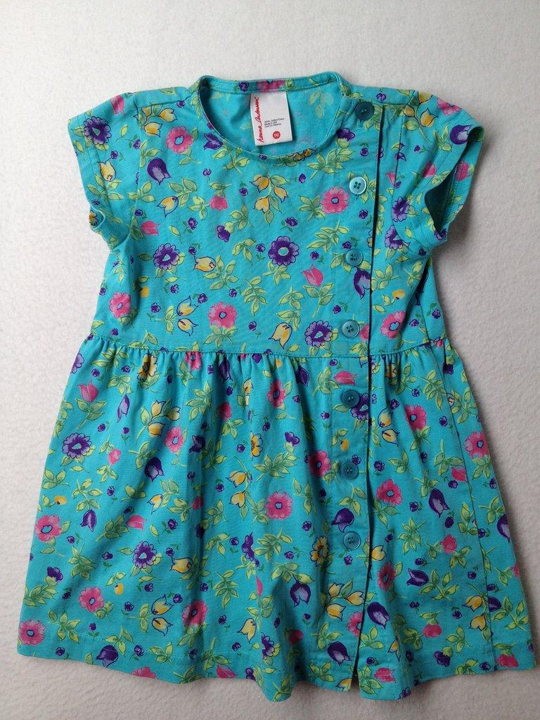 Hanna Andersson Girls Dress Size 2
