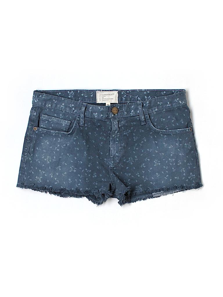 Current/Elliott Women Denim Shorts 28 Waist