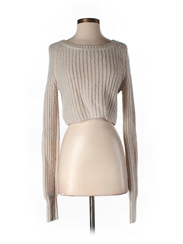 Kimchi Blue Women Pullover Sweater Size M