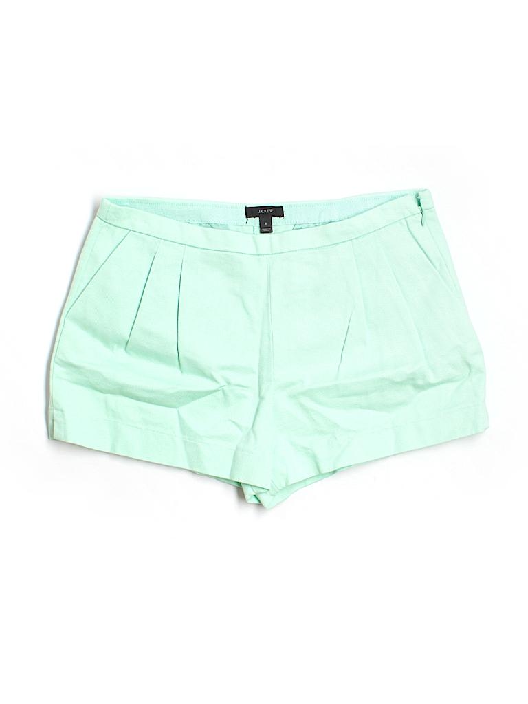 J. Crew Women Dressy Shorts Size 8