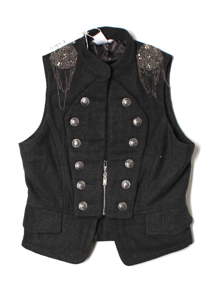 Esley Women Vest Size M