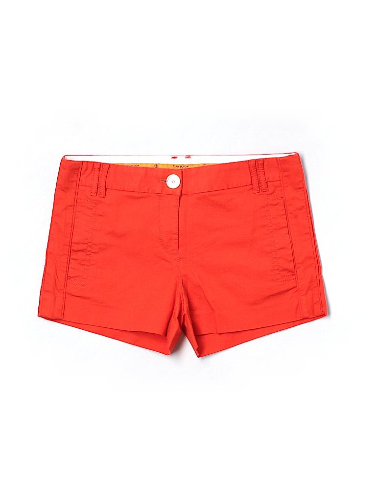 Tory Burch Women Dressy Shorts Size 4