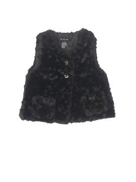 Calvin Klein Jeans Faux Fur Vest - front