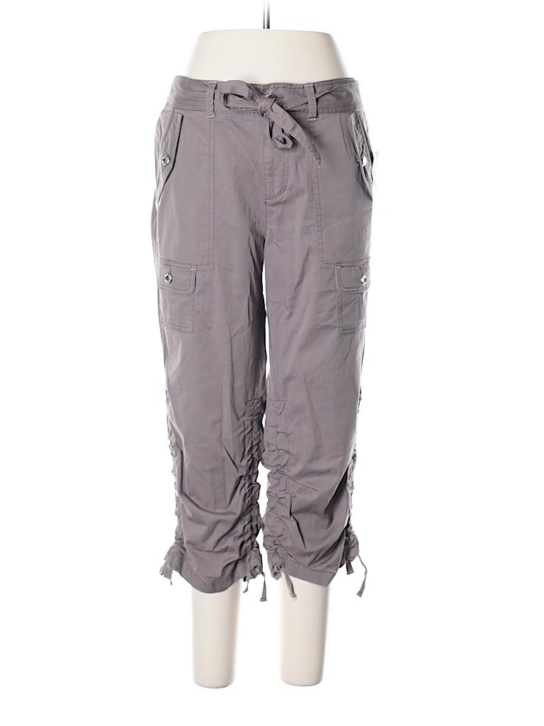 INC International Concepts Women Cargo Pants Size 14