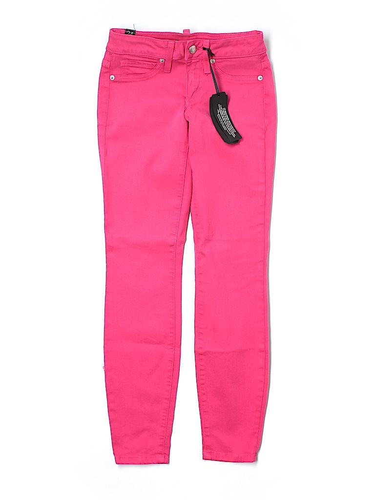Bebe Women Jeans 24 Waist