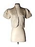 Karen Zambos Vintage Couture Women Silk Blazer Size S