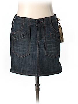 Paper Denim & Cloth Denim Skirt Size 00
