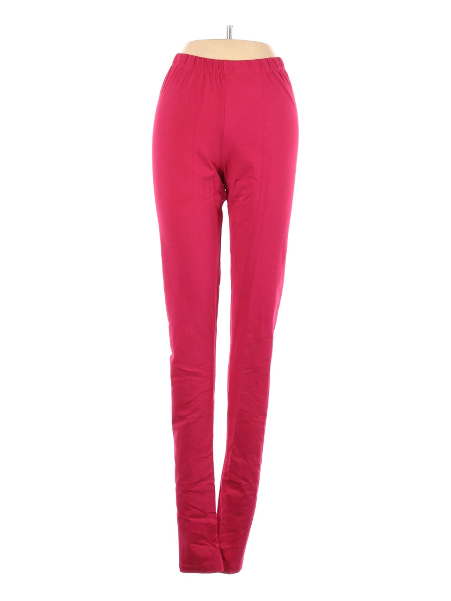 Stop Every Wear Women Pink Leggings S   eBay