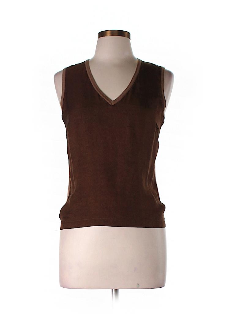 Loro Piana Women Cashmere Pullover Sweater Size 44 (EU)