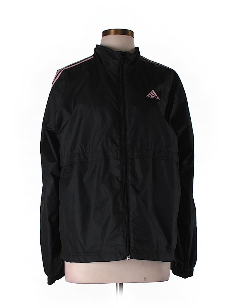 Adidas Women Windbreaker Size L