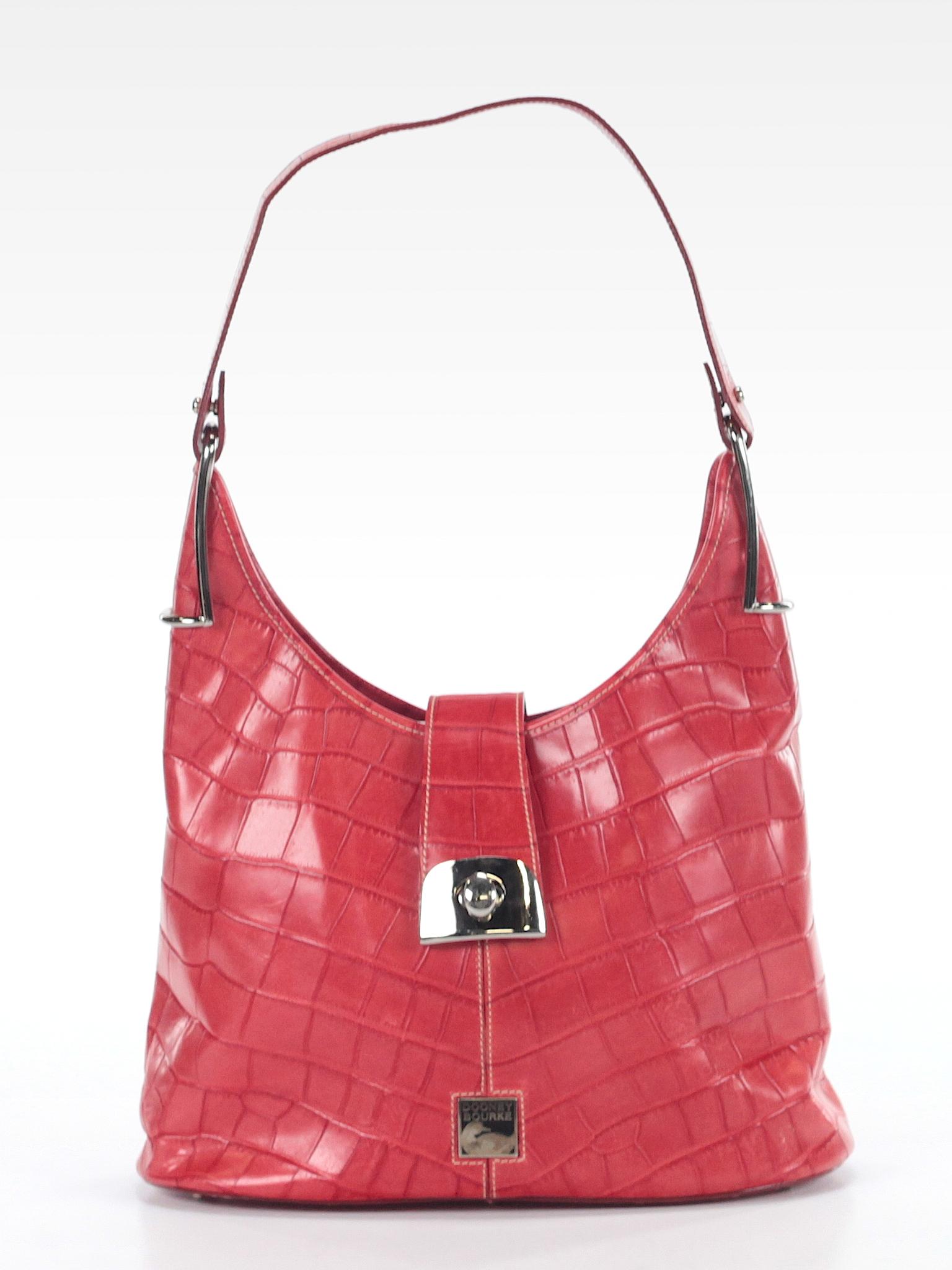 dooney bourke leather shoulder bag 63 off only on thredup. Black Bedroom Furniture Sets. Home Design Ideas