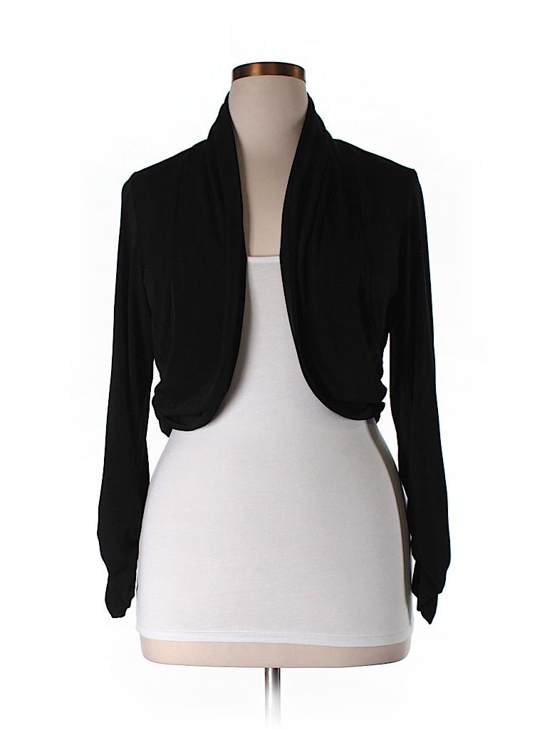 Lane Bryant Women Cardigan Size 14/16