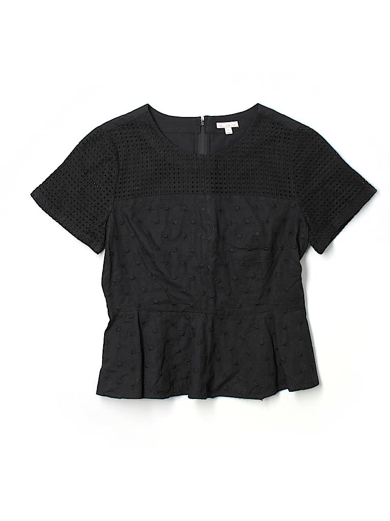 Gap Women Short Sleeve Blouse Size 6