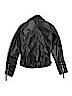 H&M Women Faux Leather Jacket Size 4