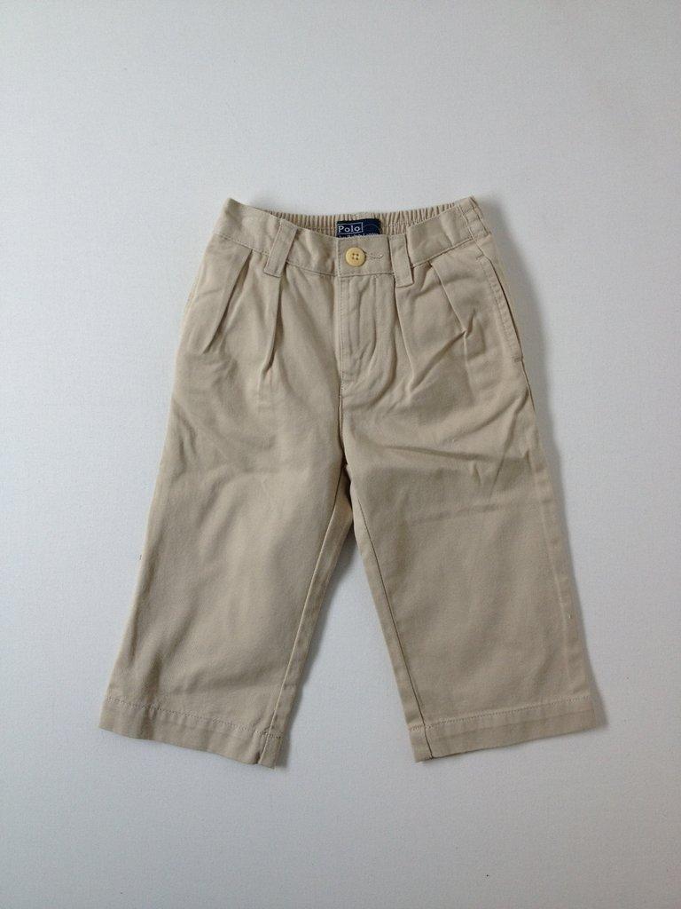 Ralph Lauren Boys Khakis Size 18 mo