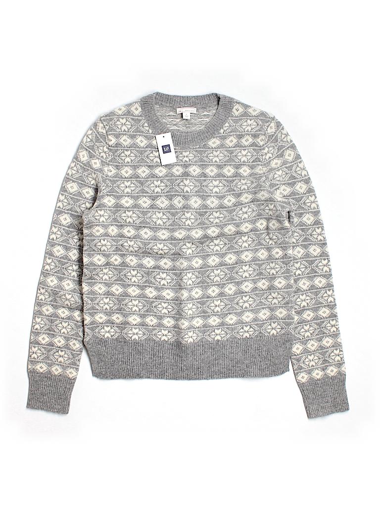 Gap Women Wool Pullover Sweater Size S