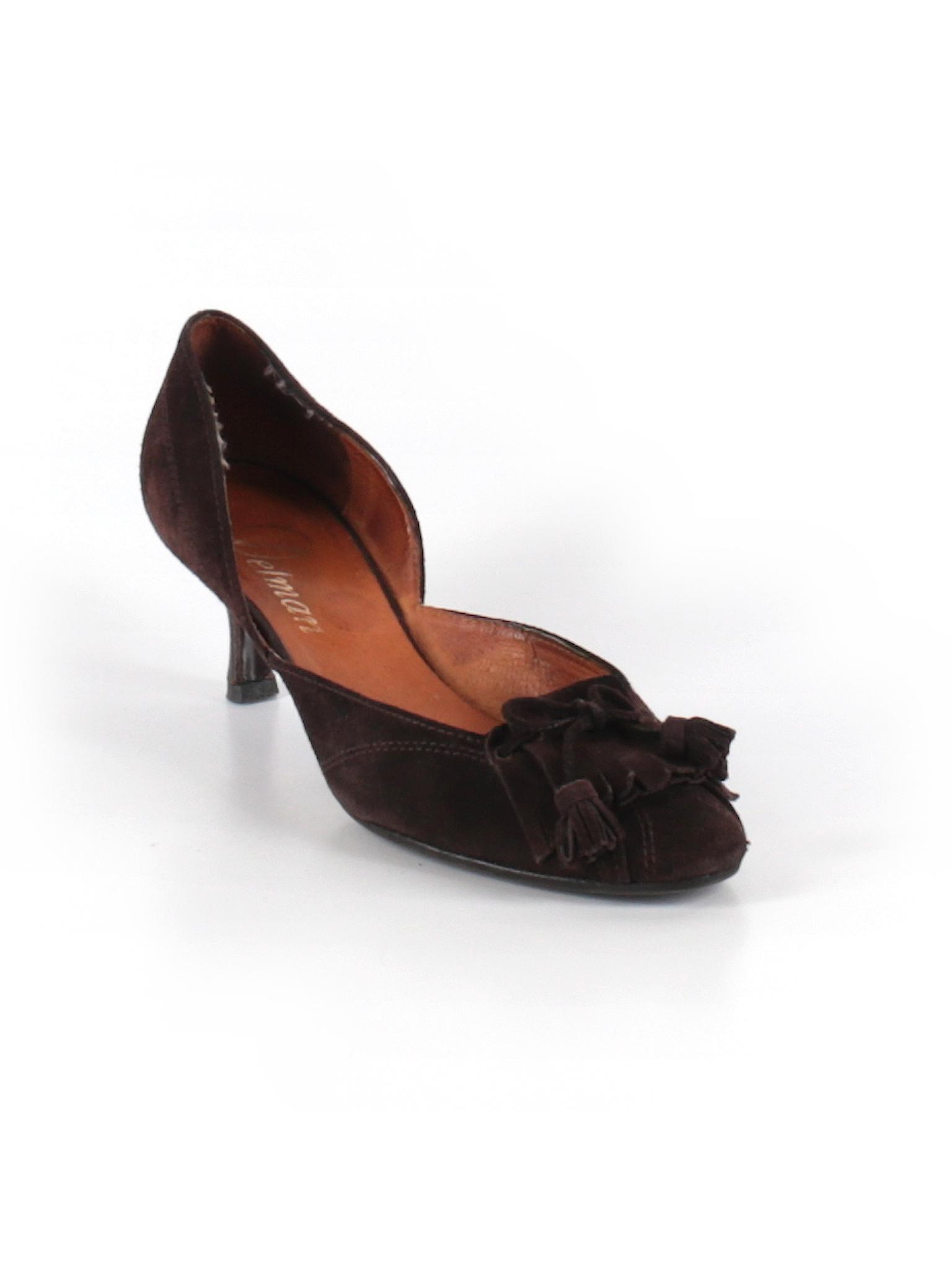 Delman Shoe Sizing