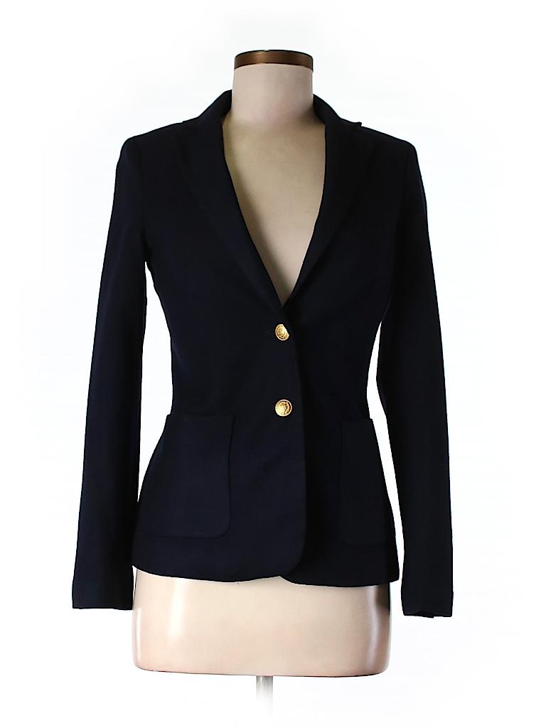 Tommy Hilfiger Women Wool Blazer Size 6