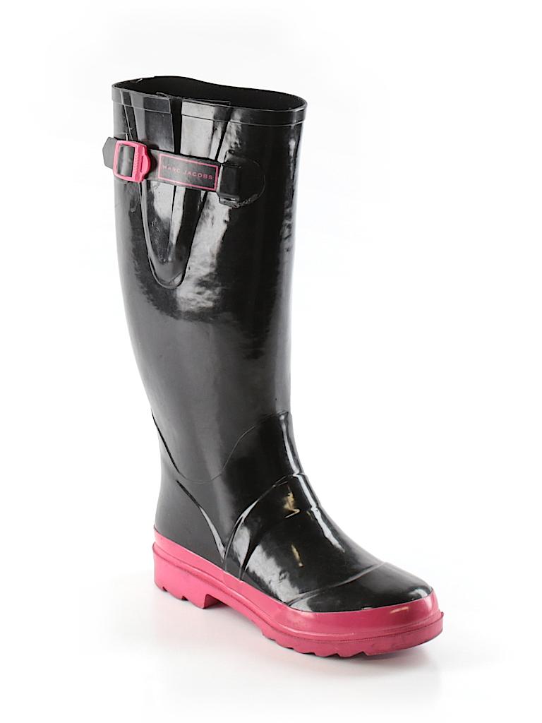 marc jacobs rain boots 76 off only on thredup. Black Bedroom Furniture Sets. Home Design Ideas