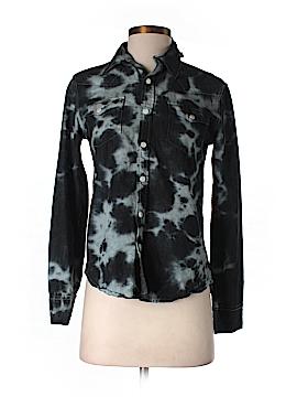 Millau Long Sleeve Button-Down Shirt Size XS