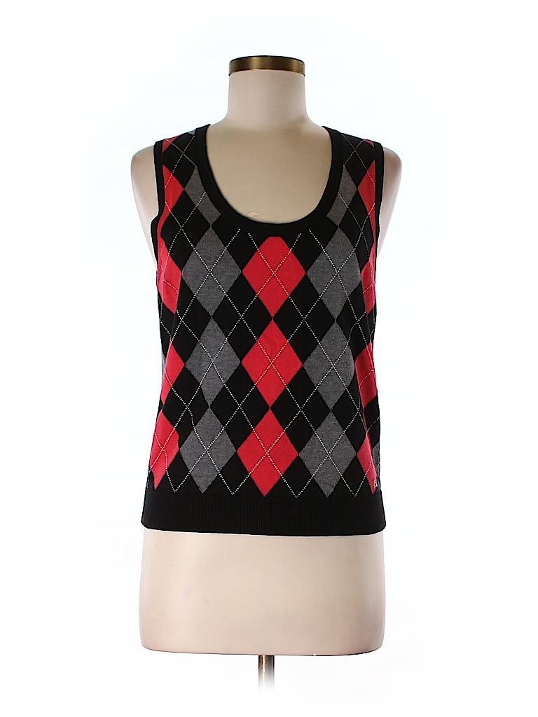 Tommy Hilfiger Women Sweater Vest Size M