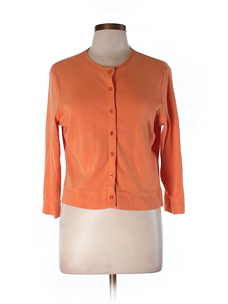 Rafaella Women Cardigan Size L
