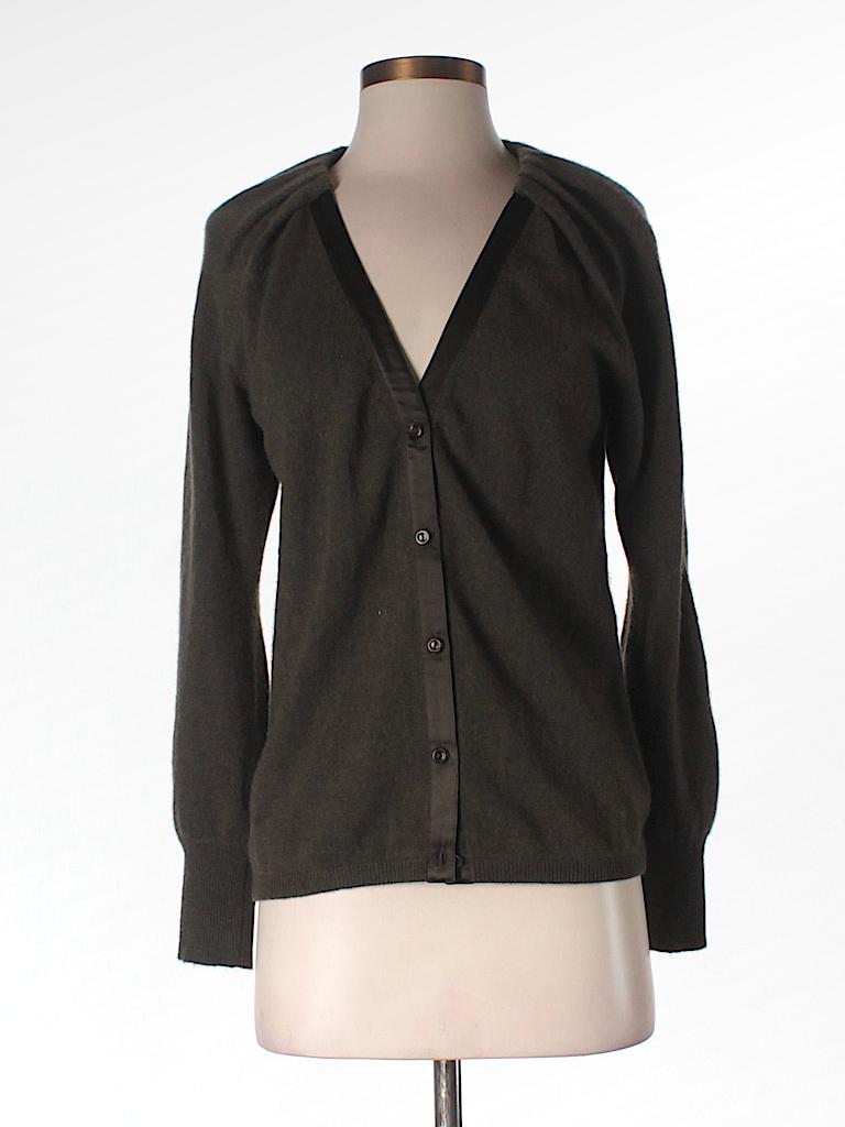 Magaschoni Women Cashmere Cardigan Size S