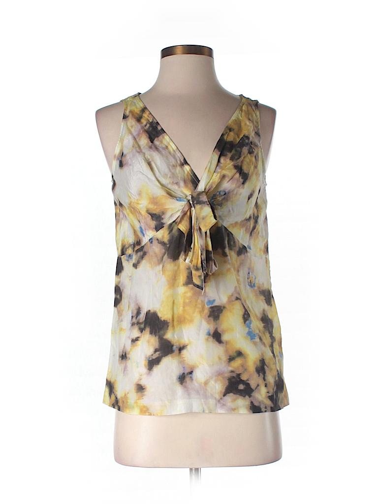J. Crew Women Sleeveless Blouse Size 2