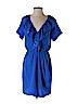 Amanda Uprichard Women Silk Dress Size S