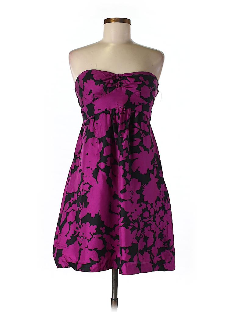 Forever 21 Women Silk Dress Size M