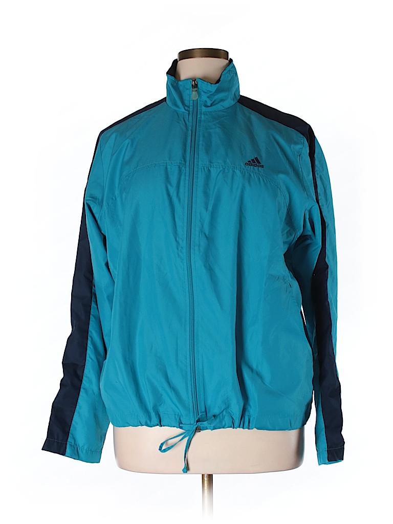 Adidas Women Windbreaker Size XL