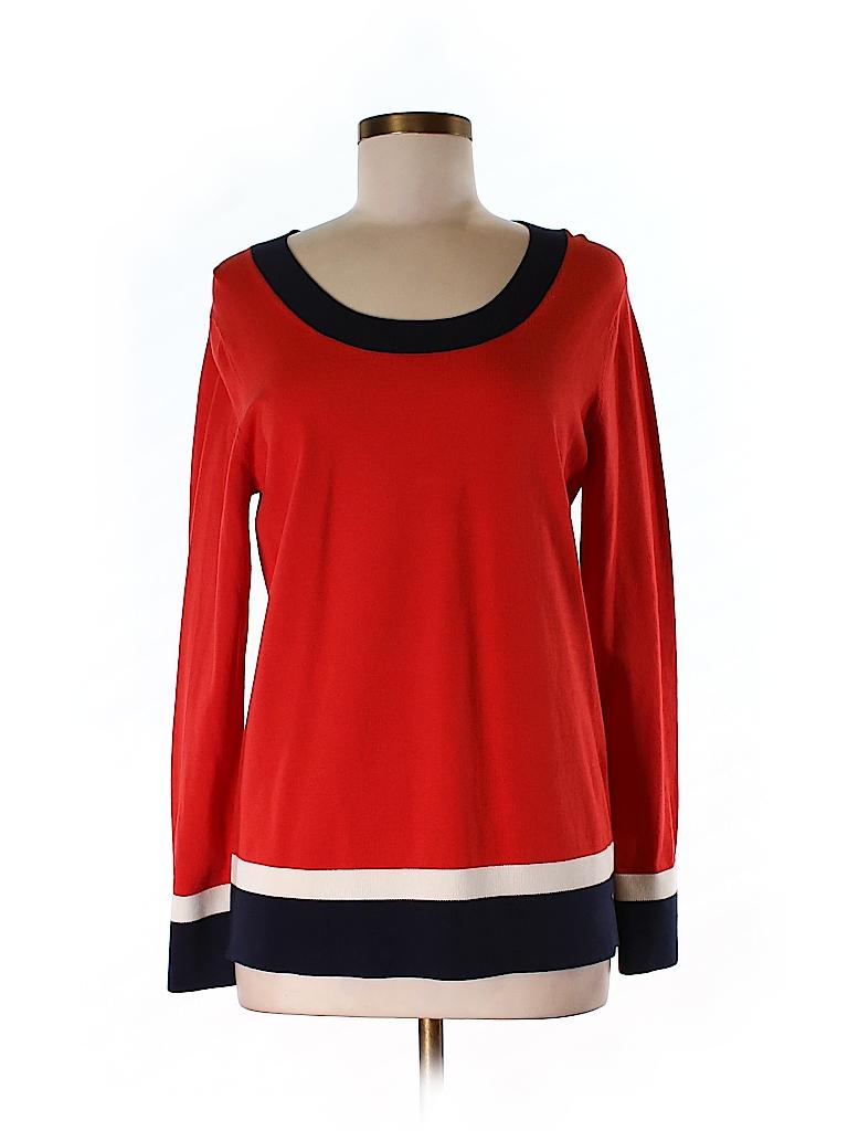 Pendleton Women Pullover Sweater Size M