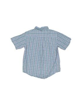 Ralph Lauren Short Sleeve Button Down Shirt - back