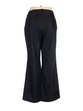 Lands' End Dress Pants - back