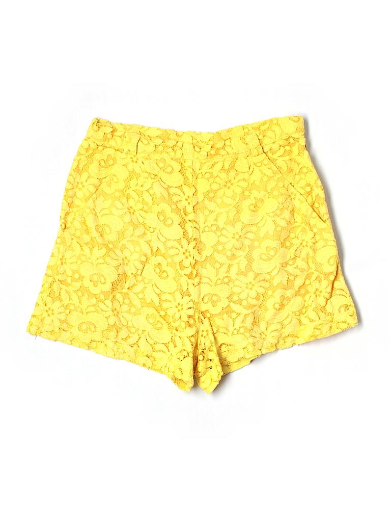 Miguelina Women Dressy Shorts Size M