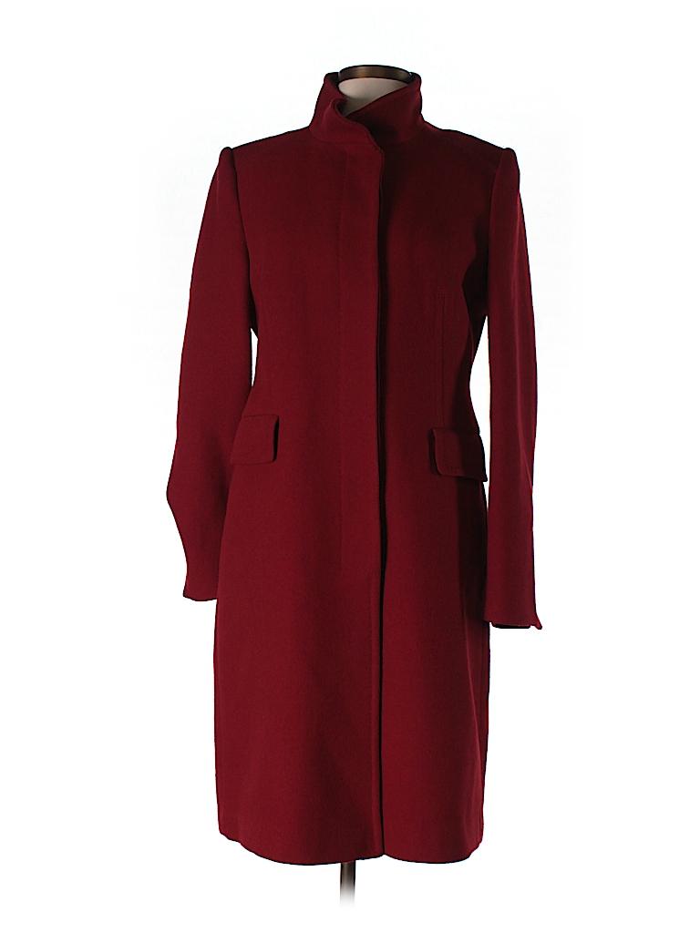 Zara Women Wool Coat Size XL