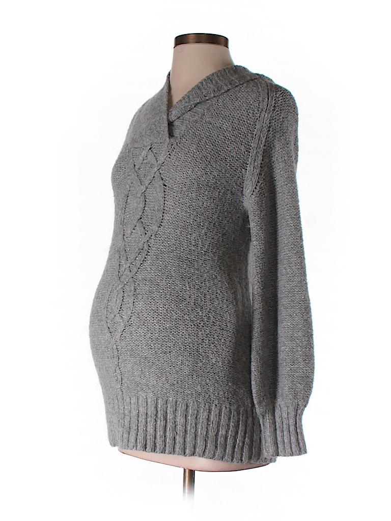 Liz Lange Maternity Women Pullover Sweater Size XS (Maternity)