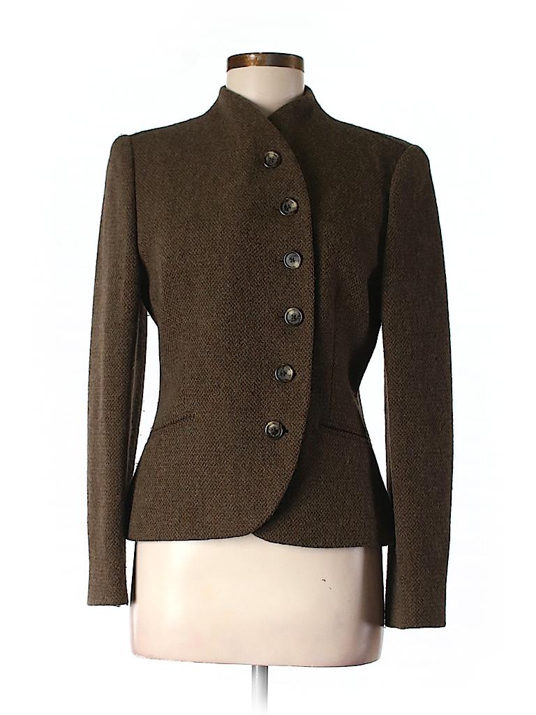 Ralph Lauren Women Wool Blazer Size 8