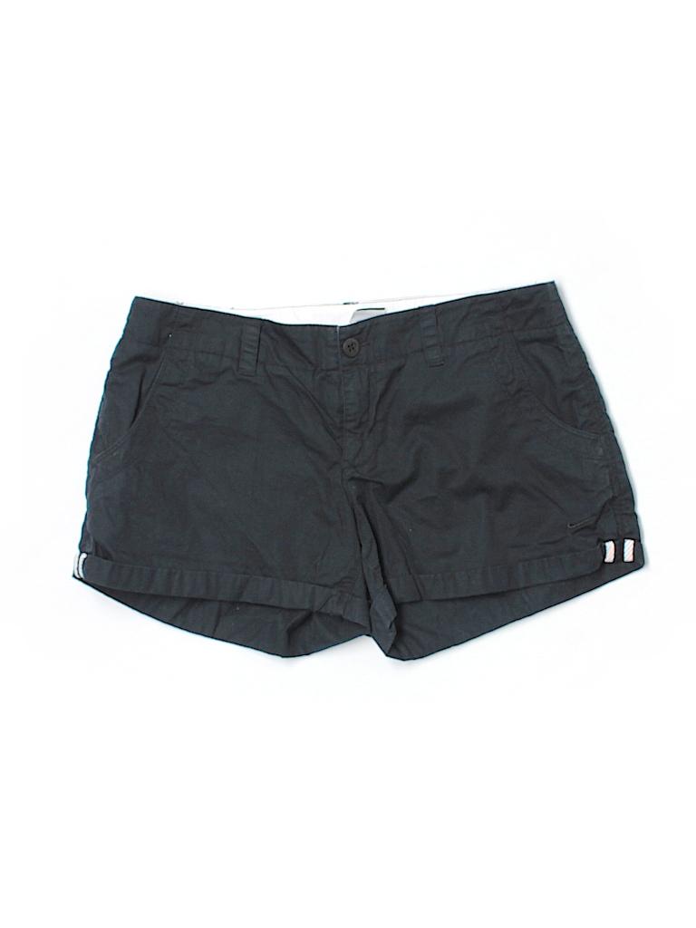 Nike Women Khaki Shorts Size 12