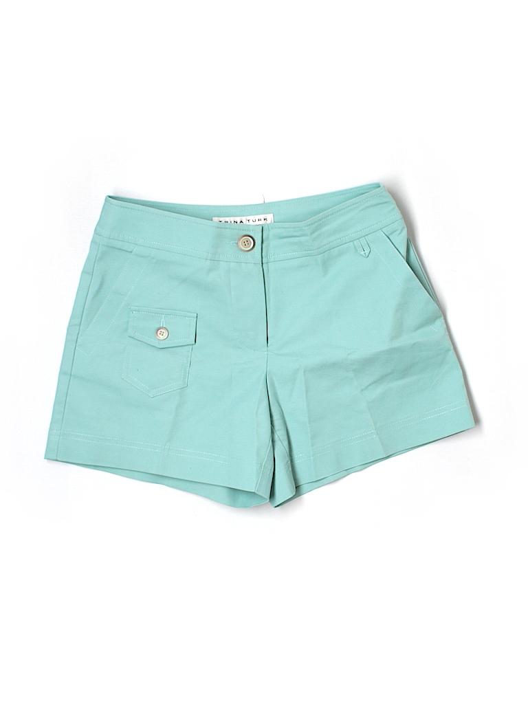Trina Turk Women Dressy Shorts Size 0