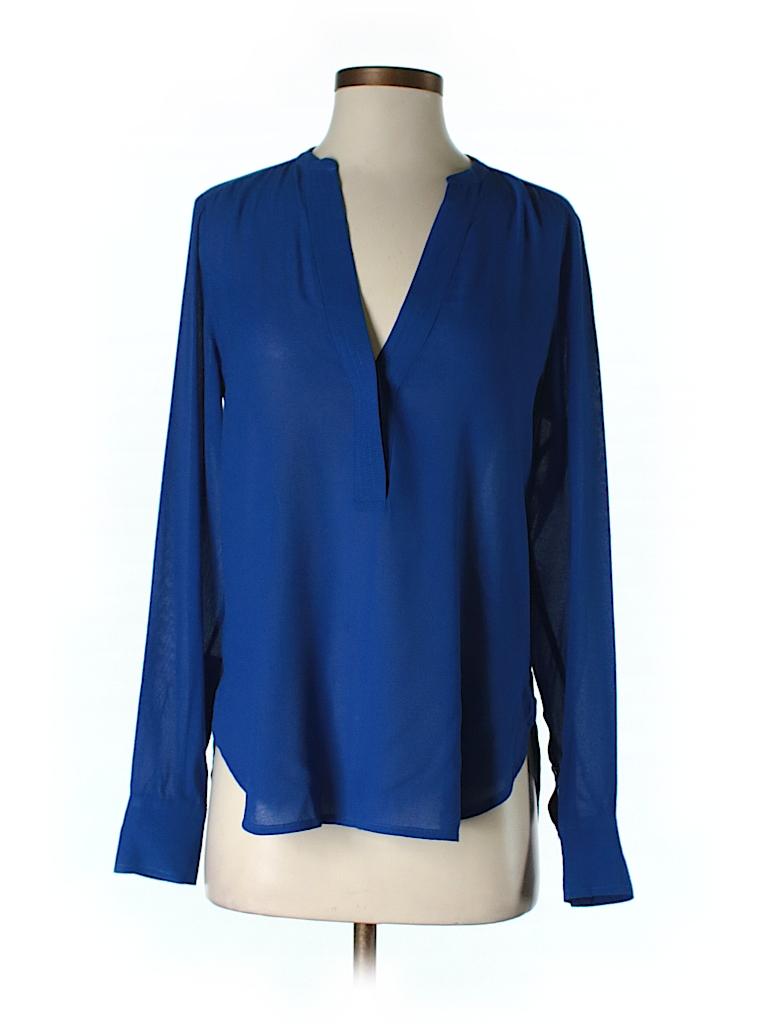 Vince. Women Long Sleeve Blouse Size 0