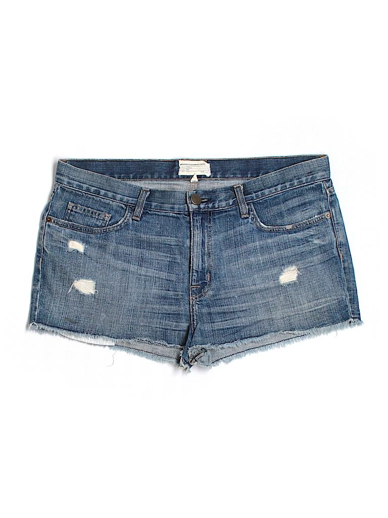 Current/Elliott Women Denim Shorts 30 Waist