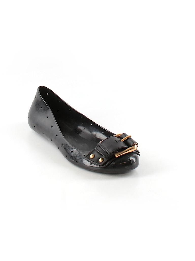 BCBGMAXAZRIA Women Flats Size 6