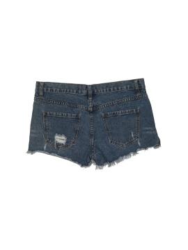 Free People Denim Shorts - back