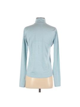 Nike Long Sleeve Henley - back