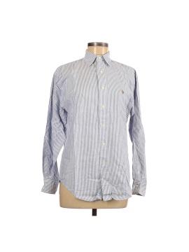 Ralph Lauren Long Sleeve Button Down Shirt - front