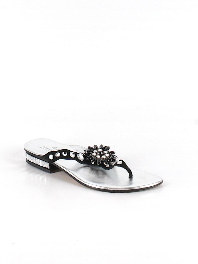 Donald J Pliner Women Flip Flops Size 8