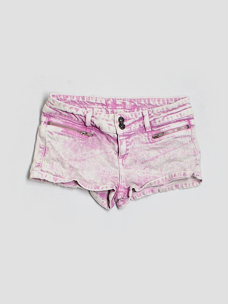 Car Mar Women Denim Shorts 25 Waist